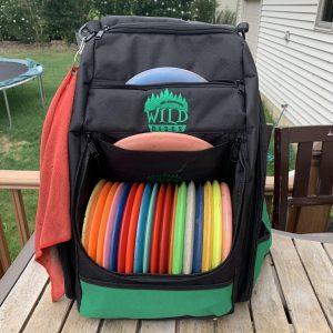 Kangaroo disc golf bag