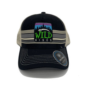 Wild Discs Sunset Snapback Hat