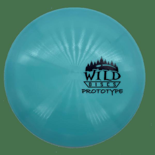 Wild Discs Tasmanian Devil